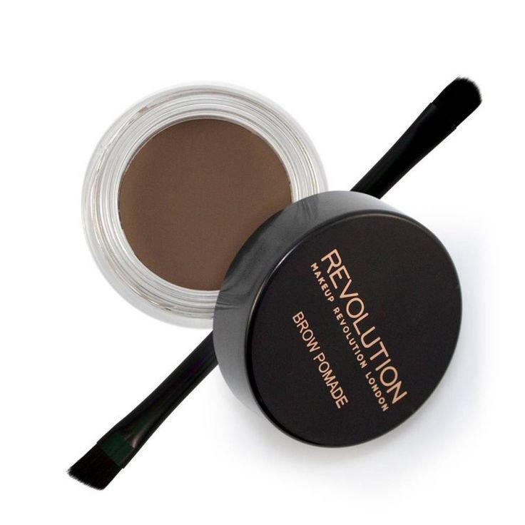 Revolution Makeup Brow Pomade Ash Brown 2,5 g + 1 stk