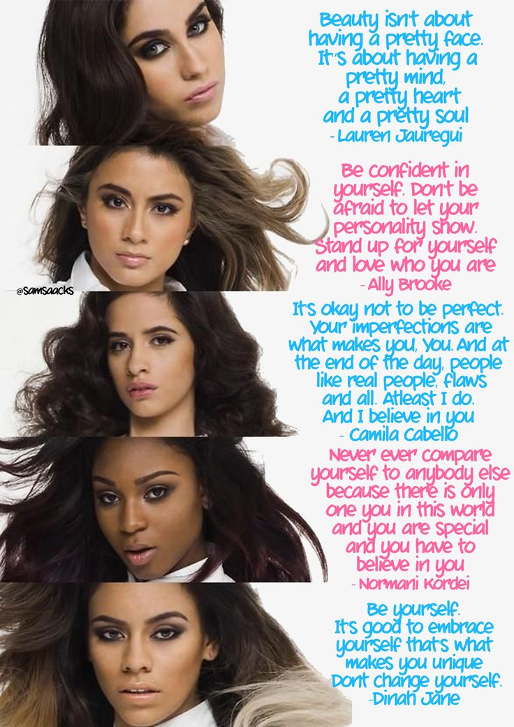 Fifth Harmony Quotes