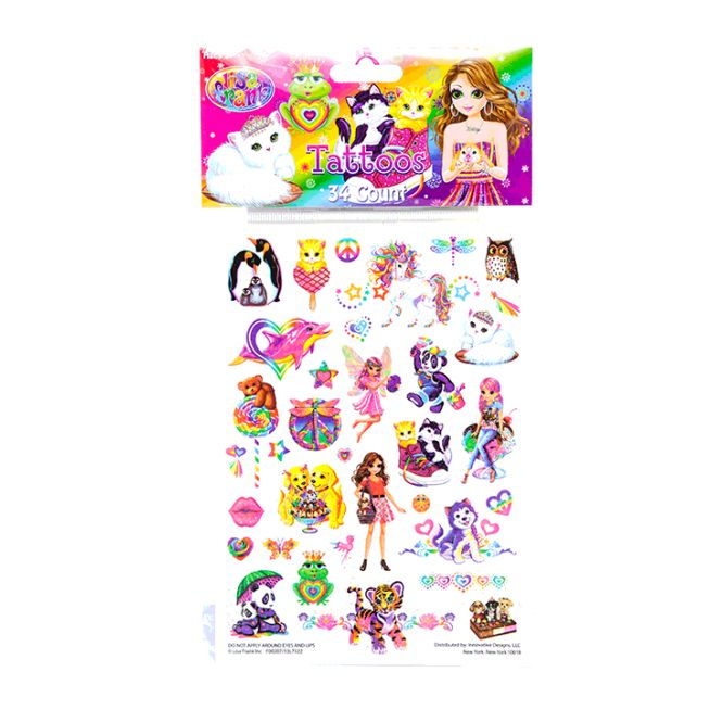 1000 images about lisa frank products on pinterest for Easter tattoos walmart