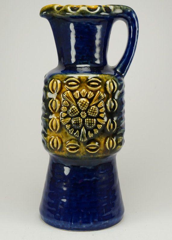 Sale West German Dümler & Breiden Vase by ScandicDiscovery on Etsy