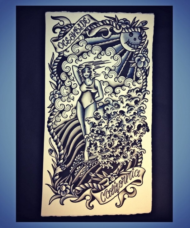 14 best images about lw paintings on pinterest for Tattoo art club