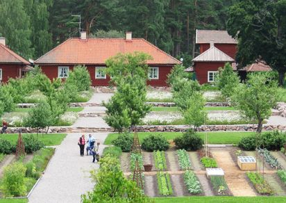 Trädgårdar i Dalarna - Trädgårdar