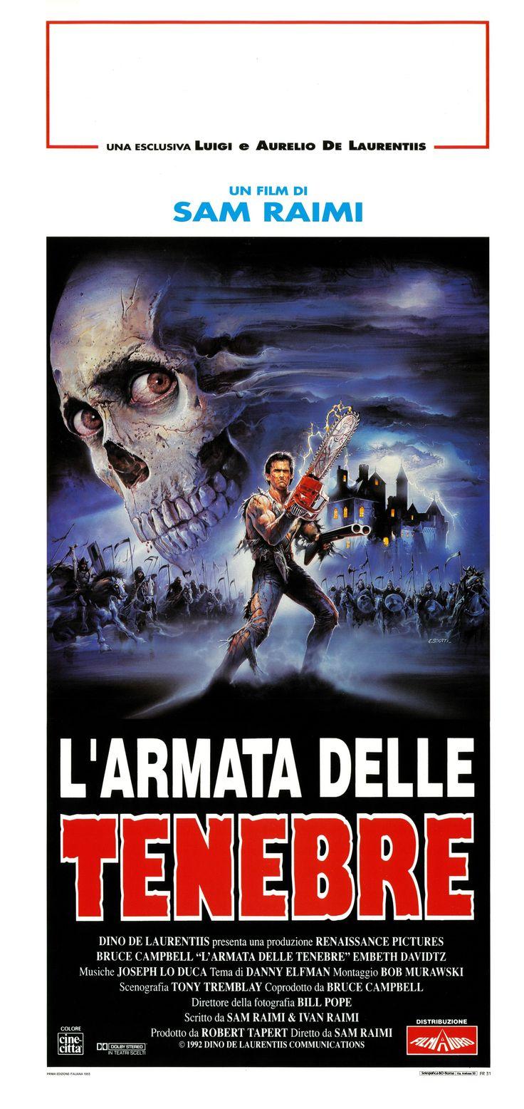 Army of Darkness (1992) via Italy
