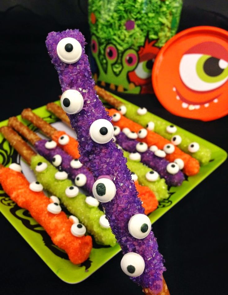 Boogie Eyes Crystal Monster Treat – Best Cheap Halloween Kid Party Snack Food - HoliCoffee (3)
