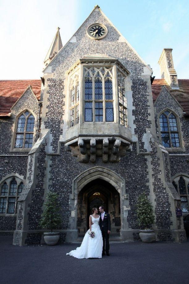 Brighton College Wedding Venue In Sussex