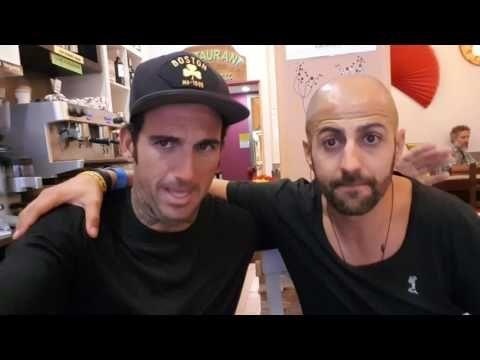 Conversación con Josef Ajram: Burning Man, Libro Inconformistas y más