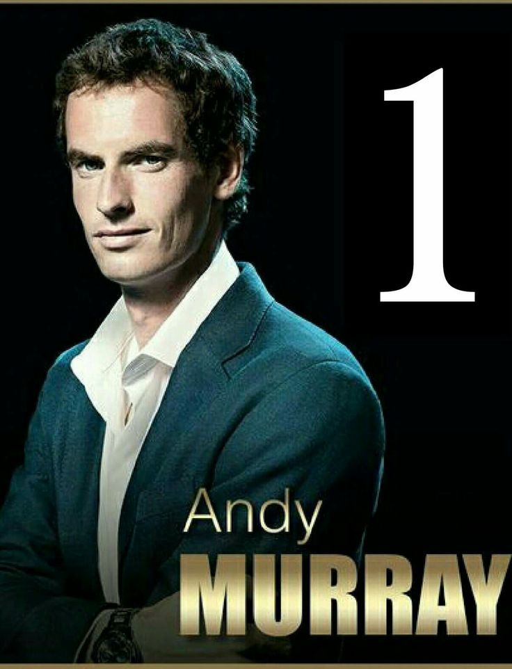 ANDY MURRAY NEW WORLD NUMBER 1!!!