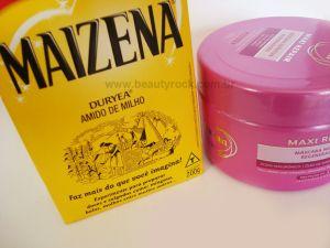 TOUCA DE GESSO: Lave os cabelos e não aplique condicionador.  Misture 1 cs amido…