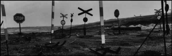 "Josef Koudelka - ""Chaos"" series"
