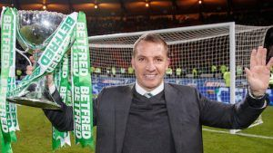 Can Brendan Rodgers lead Celtic to an unbeaten season? http://www.soccerbox.com/blog/brendan-rodgers-matches-steins-record-celtic/