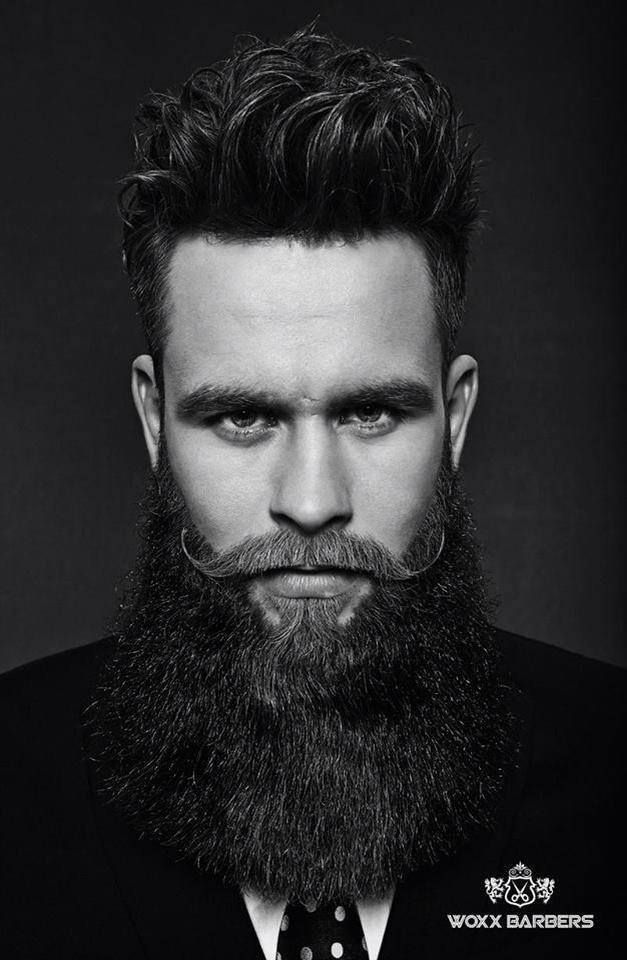 Man Cave Barber Dublin : Best images about bearded on pinterest