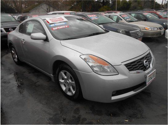 Coupe 2008 Nissan Altima 25 S With 2 Door In Roseville CA 95678