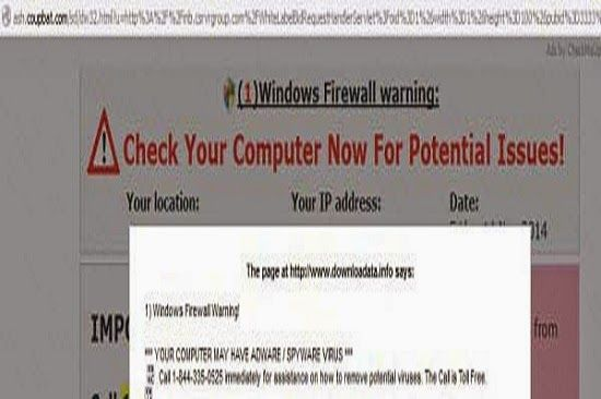 Ash.coupbat.com pop-up ads is classified adware program that is often used by various advertising parties to show unwanted commercial ads on infected computers. Usually, it enters onto windows computer through spam mails, downloading files from torrents and visiting malicious links.