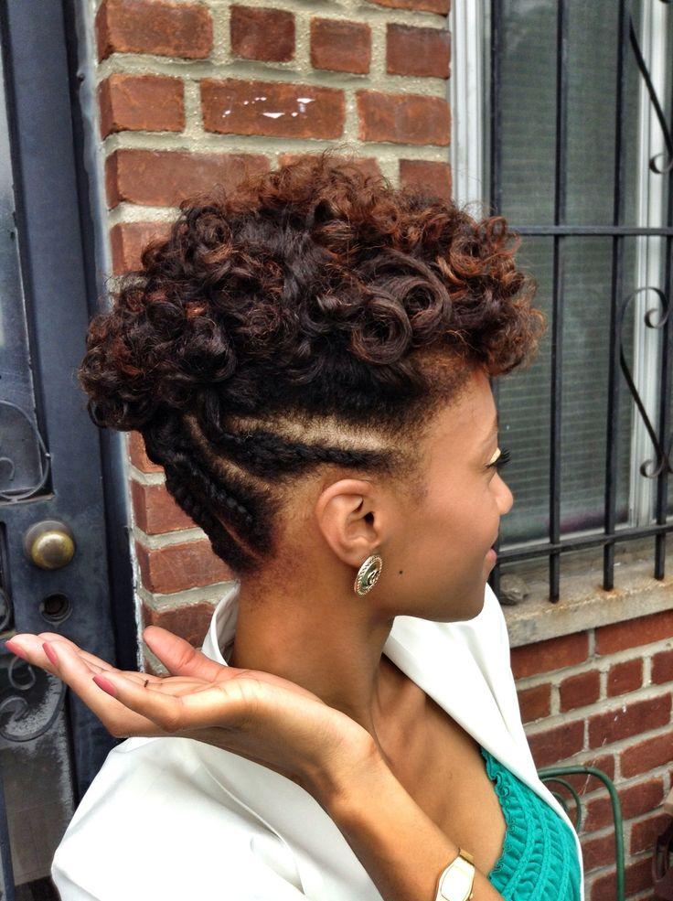 Wondrous 1000 Images About Twisted Braided Styles On Pinterest Short Hairstyles Gunalazisus