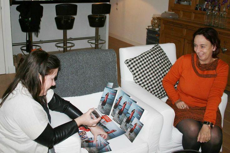 Gastblogger Linda vertelt over de Meet and Greet met Ria Schopman   Connie's boekenblog