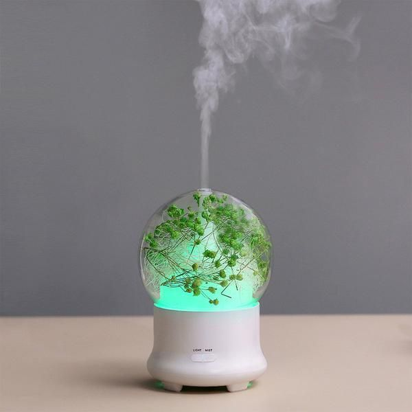The Most Beautiful Oil Diffuser On The Market Humidifier Essential Oils Ultrasonic Aromatherapy Diffuser Humidifier