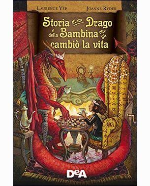 storia di un drago e della bambina