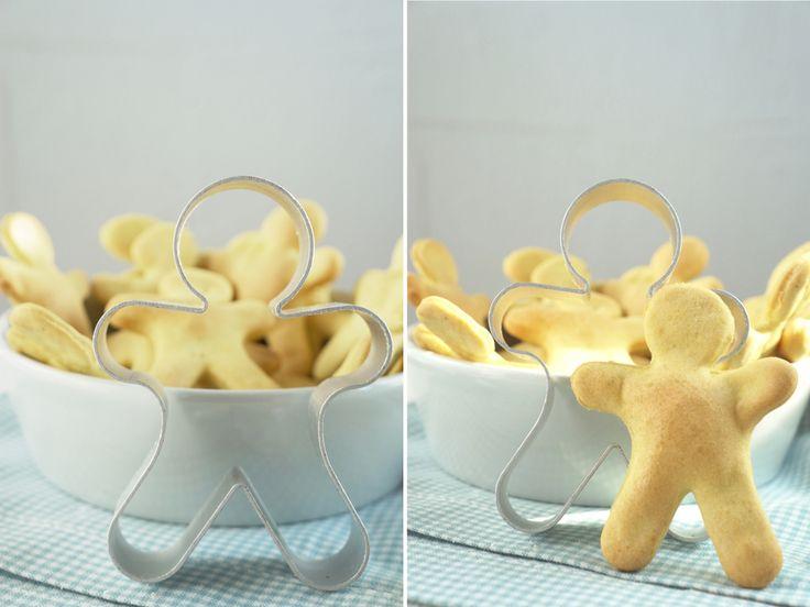 cucchiaio di stelle: Crackers con pasta madre al curry (come usare l'eccesso post rinfresco)