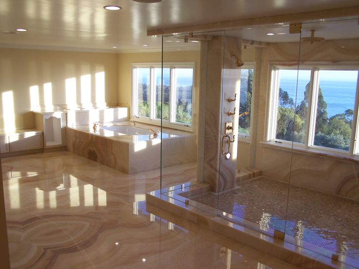luxury bathrooms for the rich