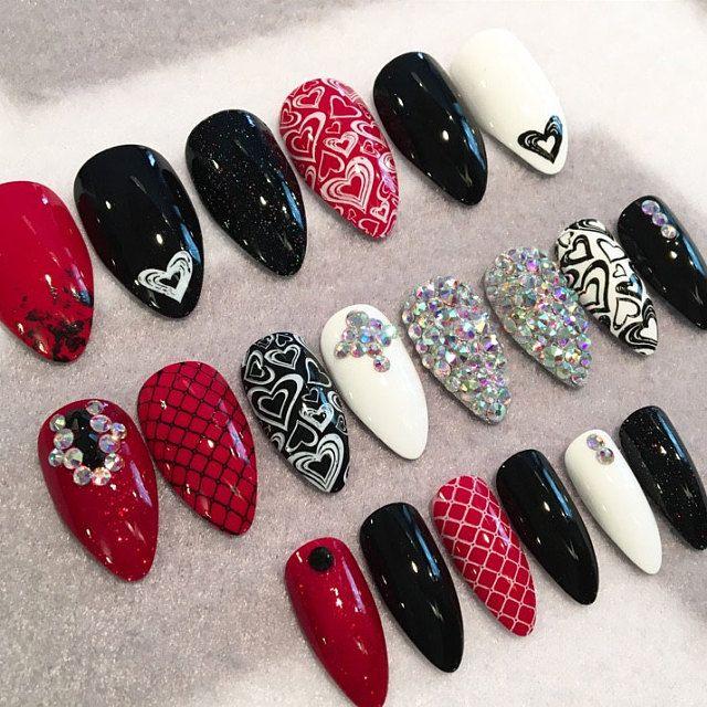 1440 Pcs Crystal Ab Flat Back Rhinestones Cristal En Vrac Vrac Etsy In 2020 Crystal Ab Stylish Nails Nail Designs