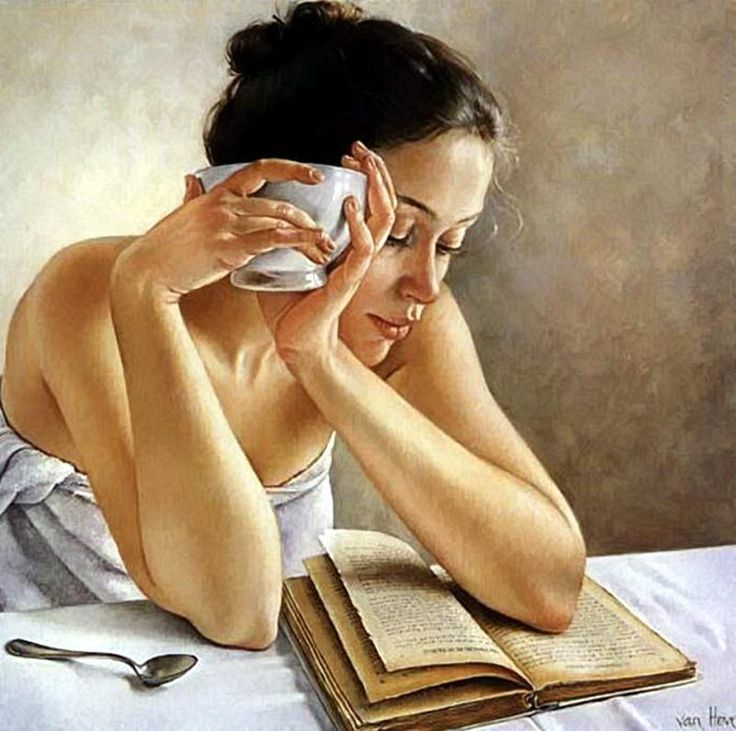Francine van Hove - this artists work resonates with me :)