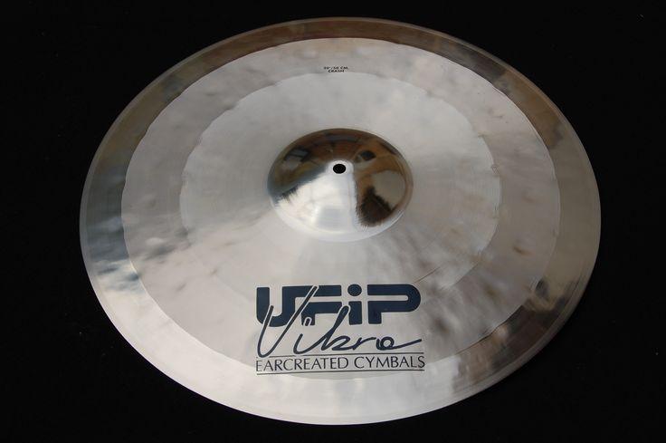 "New UFIP Vibra Series crash 20"""
