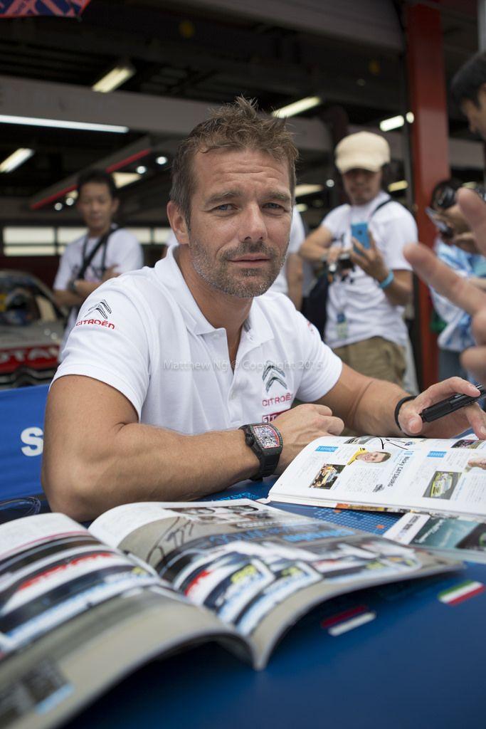 9 Sebastien Loeb Citroen Total WTCC