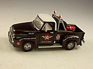Matchbox 1953 Diecast Ford Pickup Flying A 1:43