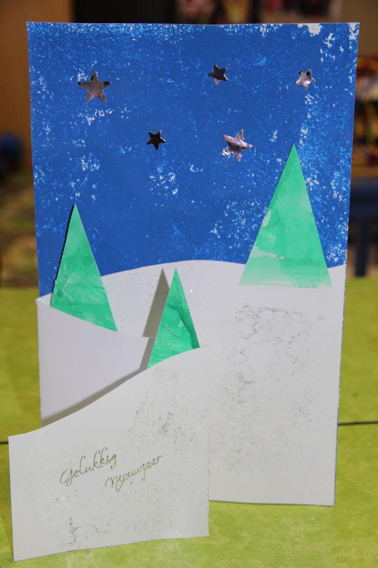 1000+ images about °Kleuters°: Kerst/Nieuwjaar/Winter on Pinterest ...