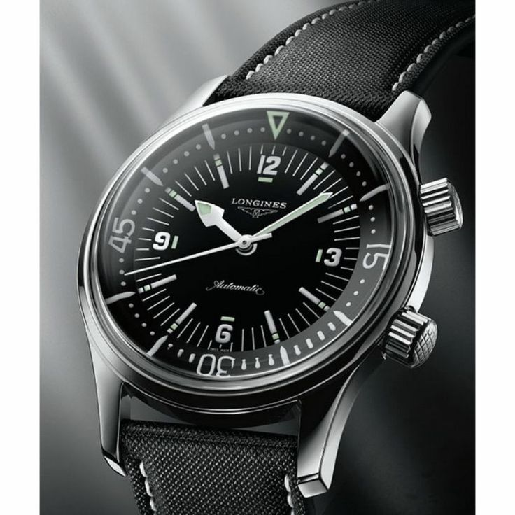 The Longines Legend Diver Watch - Heritage Collection LONGINES | ΤΣΑΛΔΑΡΗΣ