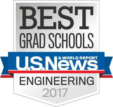 Explore the best graduate schools for studying aerospace / aeronautical / astronautical engineering.