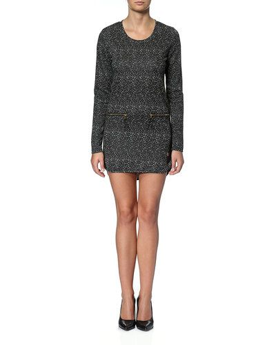 Nümph REBECCA JERSEY DRESS – Kjole – Sort