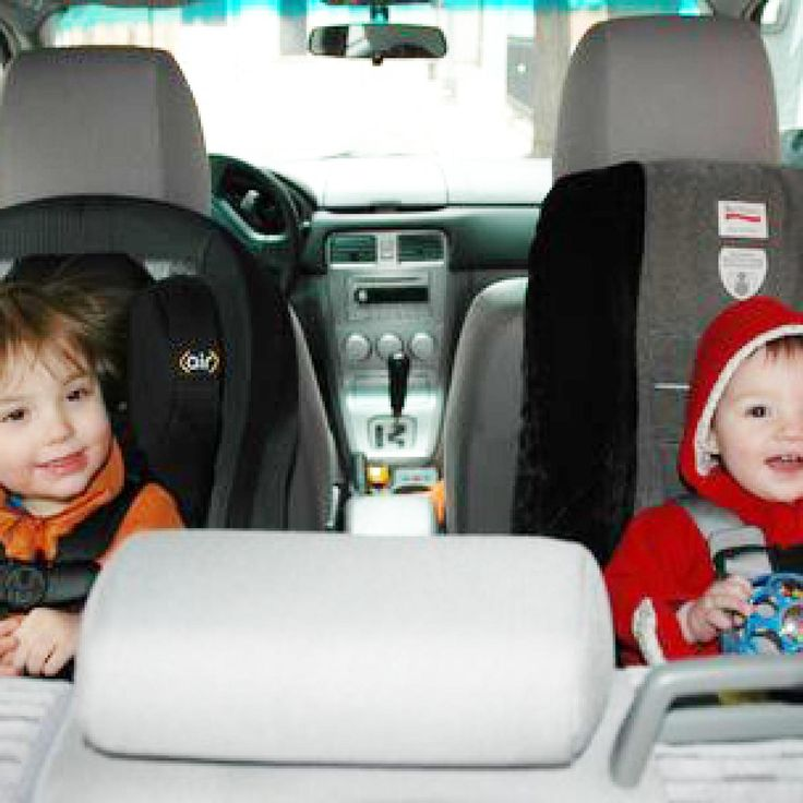 AAP Car Seat Safety Guidelines RearFacing Until Age 2