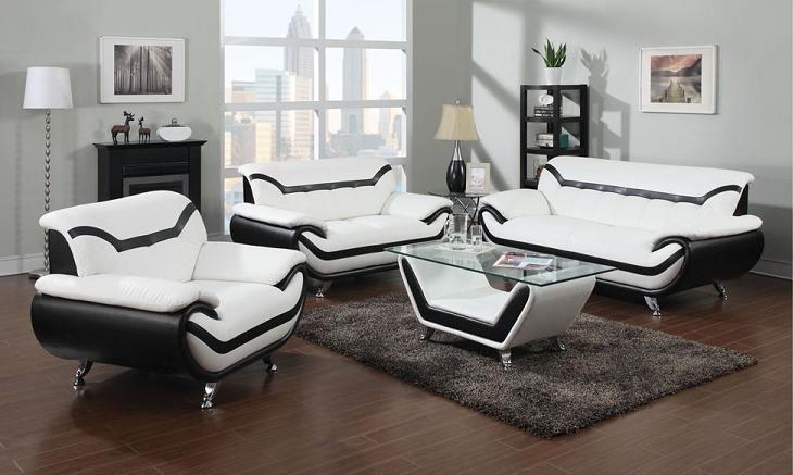 Acme Furniture 51155 Rozene Living Room Set