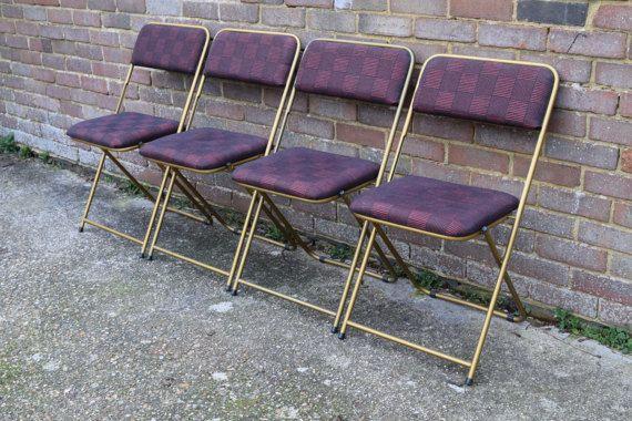 Lafuma chairs Vintage 60/70s