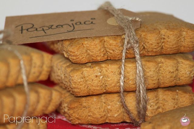 Paprenjaci, galletas croatas