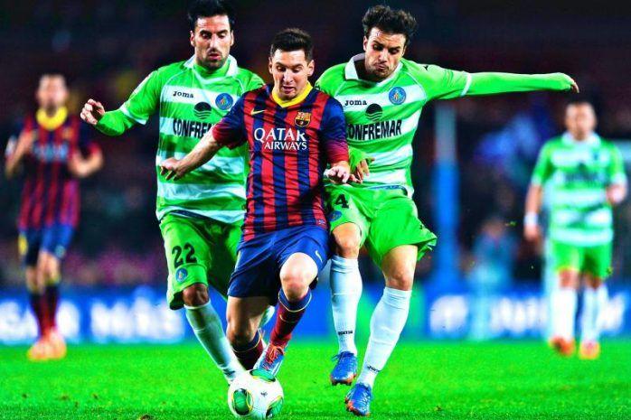 Barcelona vs Getafe en vivo 11/01/2018 - Ver partido Barcelona vs Getafe en vivo online 11 de enero del 2018 por LaLiga Santander de España. Resultados horarios canales y goles del partido en directo online no se lo pierdan.