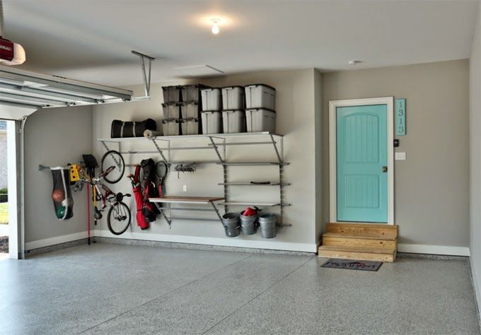 garage | Set The Stage