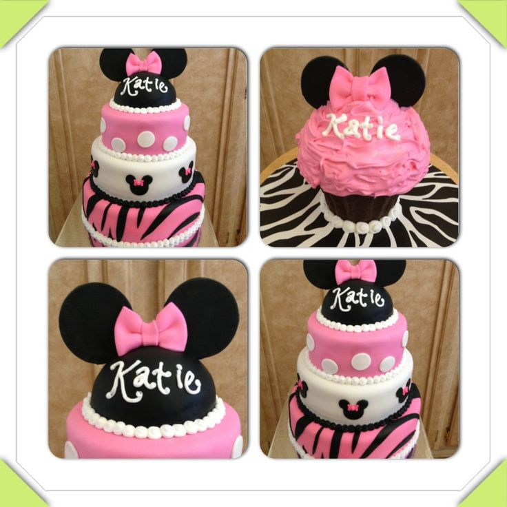 A Cupcake Themed 1st Birthday Party With Paisley And Polka: 65 Best Cakes Images On Pinterest
