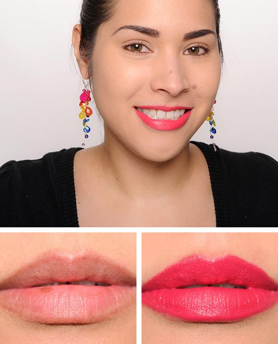 Bobbi Brown Hot Berry Lady Ruba Watermelon Lip Colors