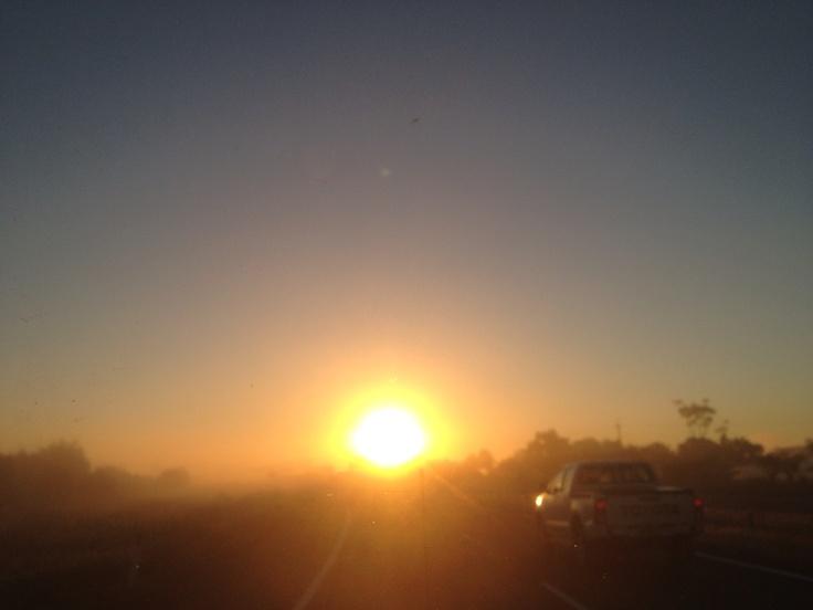 Sunrise - NSW Australia
