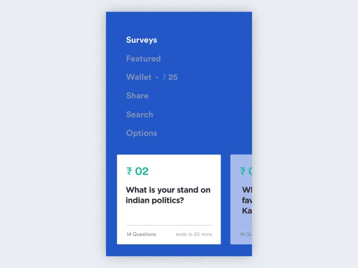Survey Open Animation by Udhaya chandran | Baspixels #Design Popular #Dribbble #shots