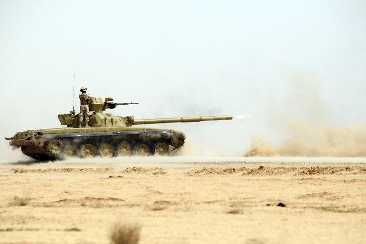 T-72 Asad Babil (Iraqi Army)