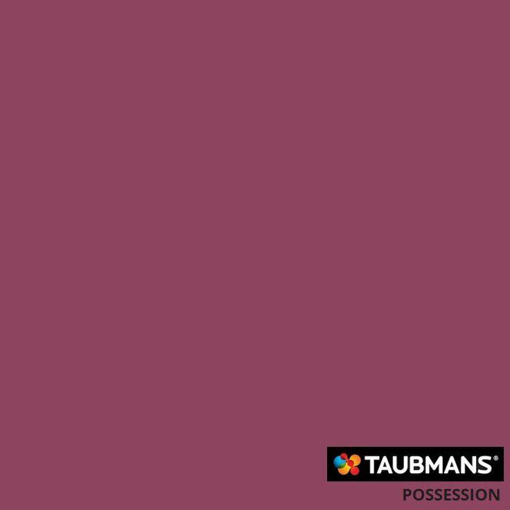 #Taubmanscolour #possession