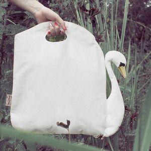 swan bag