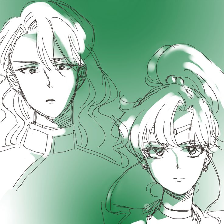 Sailor Jupiter And Nephrite 164 best images about ...