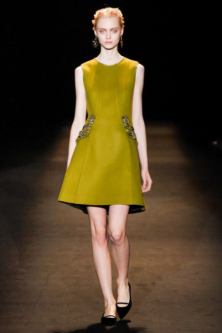 Alberta Ferretti Fall 2013 Ready-to-Wear Collection Slideshow on Style.com Look 25