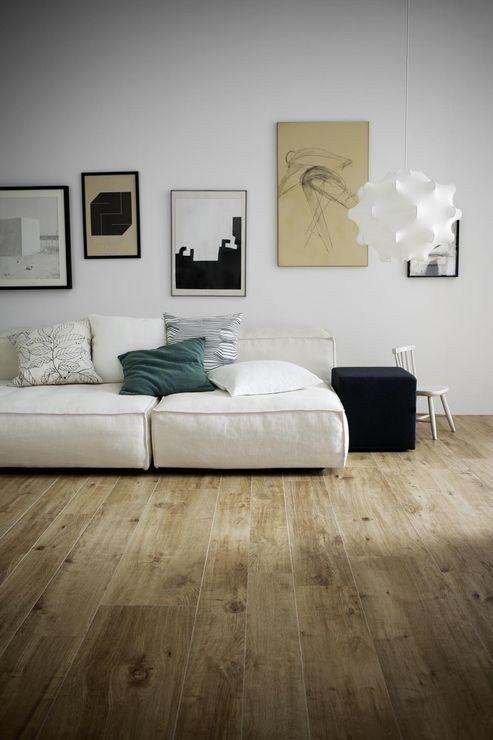 Pavimento in gres porcellanato effetto legno TREVERKHOME Collezione Treverk by MARAZZI