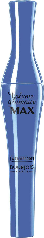 Tusz do rzęs Bourjois Mascara Volume Glamour Max Waterproof od 36,00 zł: http://www.idealo.pl/ceny/4539580/bourjois-mascara-volume-glamour-max-waterproof.html