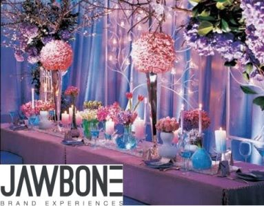 #Jawbone started as a #CorporateandCommercialEventManagementCompany but we've since established ourselves on the #ExpoandExperientialScene. We are proud to work alongside some fantastic companies. #Exhibitions & #EventPlanners in #Johannesburg, #SouthAfrica. #SouthAfricaEventPlannerandCoordinators are a wonderful asset for brides who are planning their #WeddingEventPlanners in South Africa from abroad. Click this Url @ http://goo.gl/uPqFGw